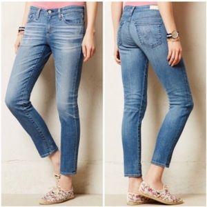 "AG ""Stevie Ankle"" Jeans - 27R"